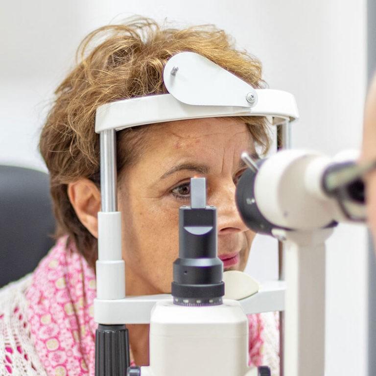 Augencheck | Weitmarer Brillenstudio | Sehzentrum für Augenoptik und Augenscreening