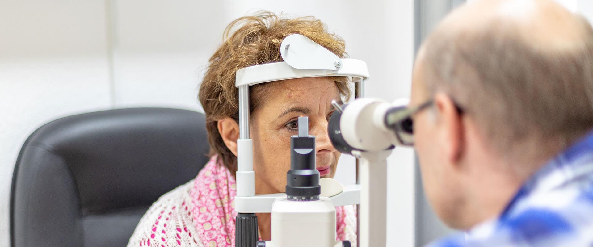 Augencheck | Weitmarer Brillenstudio |Sehzentrum für Augenoptik und Augenscreening