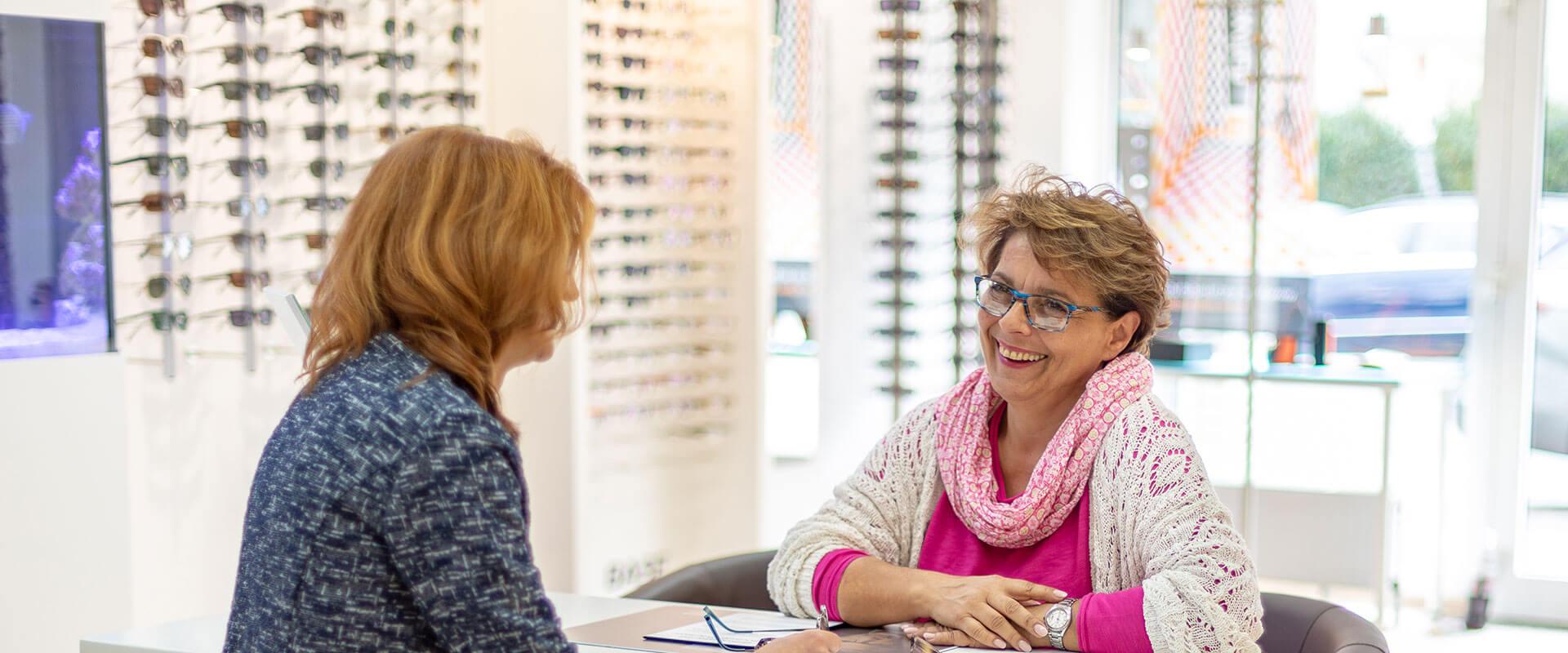 Weitmarer Brillenstudio |Sehzentrum für Augenoptik und Augenscreening